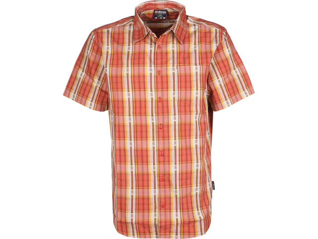 Sherpa Seti Shirt Men geelo